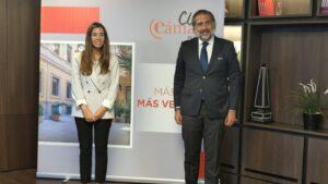 Rocío Ruíz y Ángel Asensio